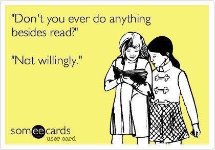 besides read