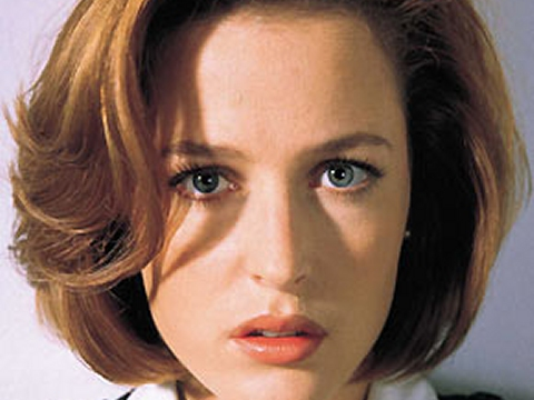 Dana Scully - the smart, sceptical scientist that holds the X-files together