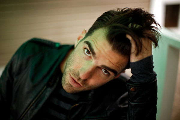 Logic has never been sexier - Zachary Quinto as Spock