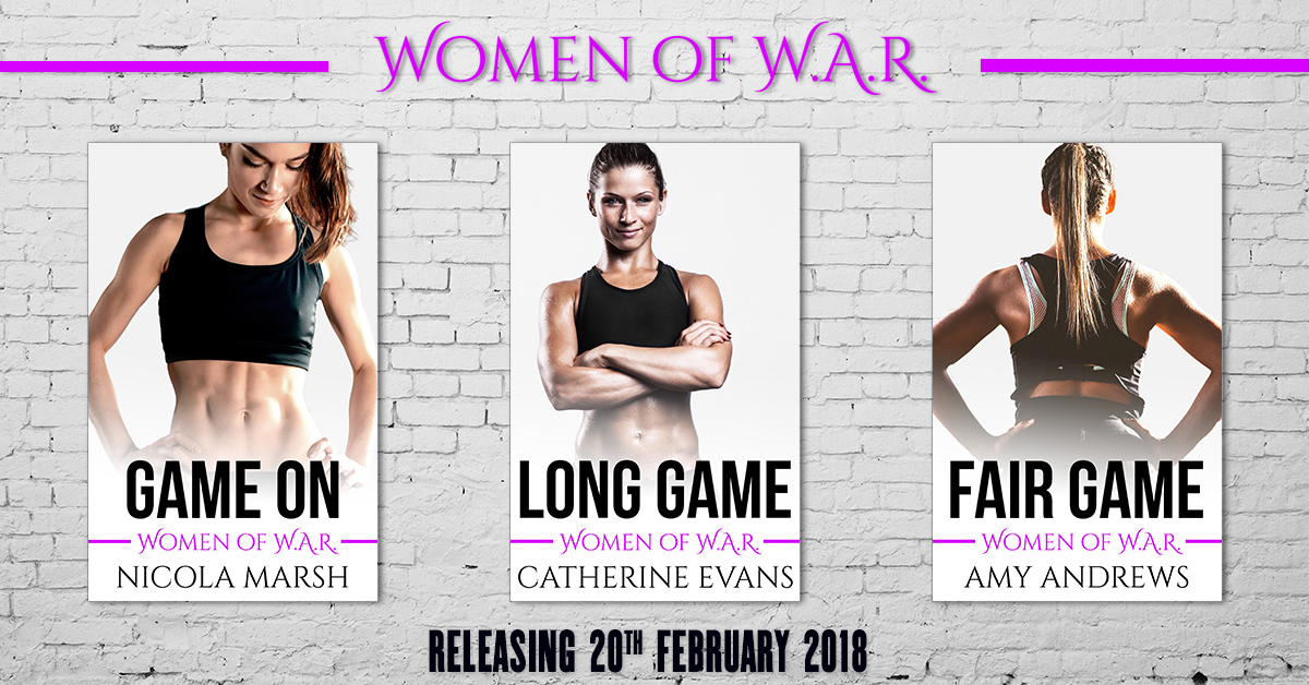 Women of WAR 1