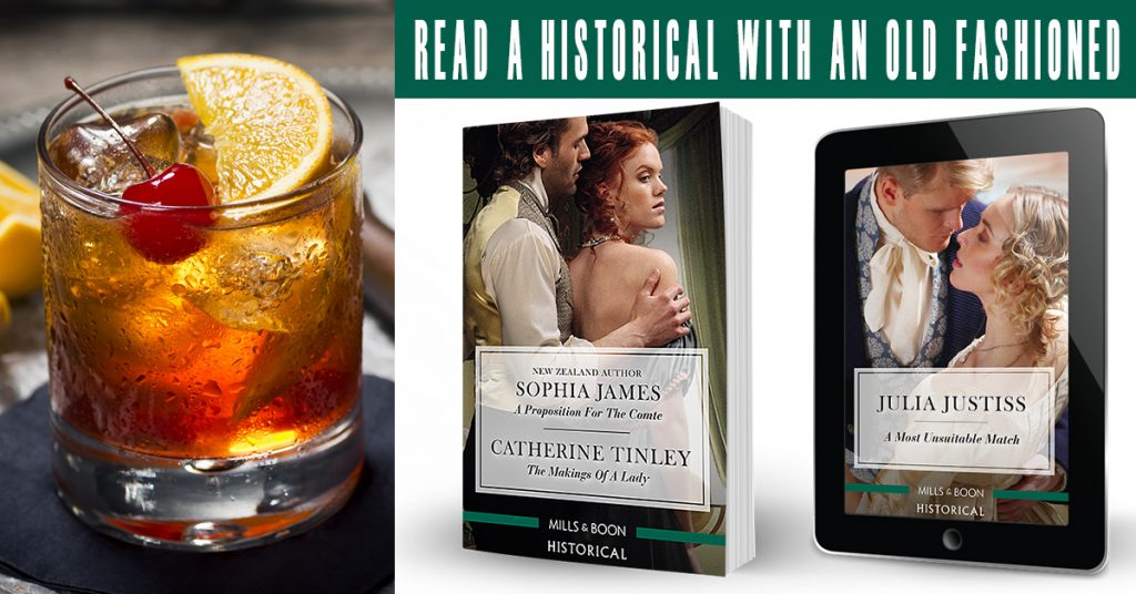 Pair your Mills & Boon with the perfect cocktail - Romance